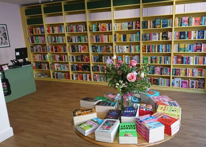 The Great British BookTrail visits a new book haven!