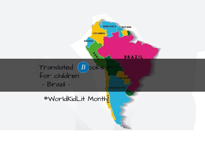 Children's translated books from Brazil