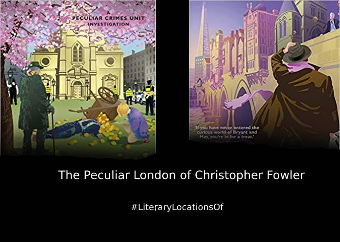 The Peculiar London of Christopher Fowler