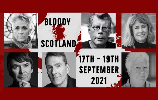 A Bloody Scotland like no other
