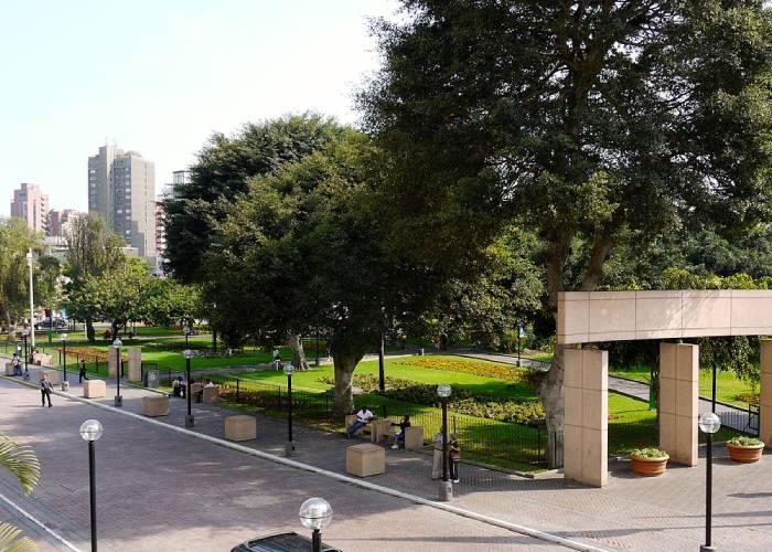 Parque Kennedy (c)Wikipedia