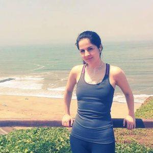 Travel to dusty Lima with Karina Lickorish Quinn