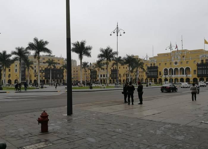 Plaza de Armas (c) Karina Lickorish Quinn