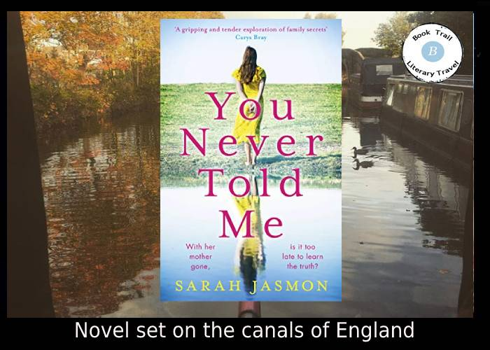 Travel on a boat with Sarah Jasmon