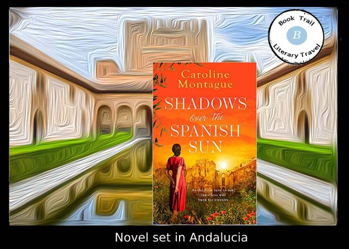 Novel set in Andalucia - Shadows over the Spanish Sun