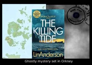 Police procedural set in Orkney – Lin Anderson