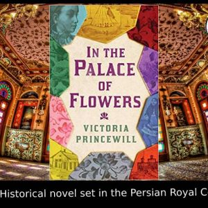 In the Palace of Flowers set in Iran – Victoria Princewill