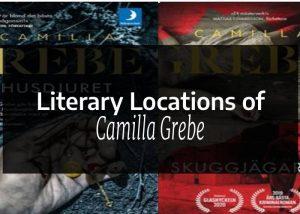 Literary locations of Camilla Grebe